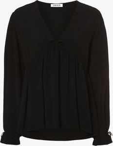 Czarna bluzka EDITED z długim rękawem