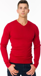 Sweter Tris Line w stylu casual