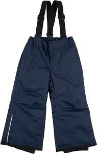 Granatowe spodnie dziecięce Reima
