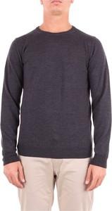 Sweter Heritage z okrągłym dekoltem w stylu casual