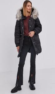 Płaszcz Answear Lab krótki bez kaptura