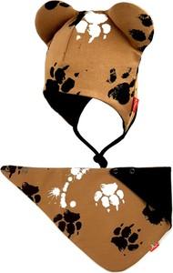 Brązowa czapka Bexa