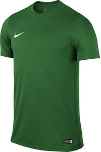 Zielony t-shirt Nike