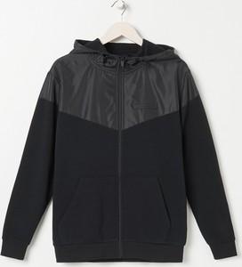 Czarna bluza Sinsay