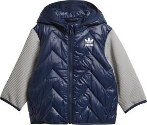 Niebieska kurtka dziecięca ctxsport dla chłopców