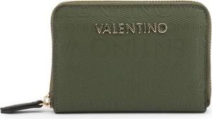 Zielony portfel Valentino by Mario Valentino
