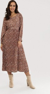 Sukienka born2be w stylu boho