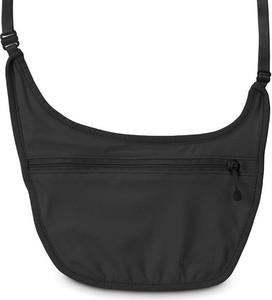 Czarna torba Pacsafe