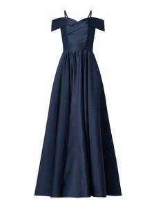 Sukienka Troyden Collection z satyny