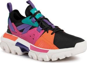 Buty sportowe Caterpillar w sportowym stylu na platformie sznurowane