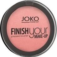 Joko, Make-Up Finish Your Make-Up Pressed Blusher, róż prasowany, nr 6, 5 g