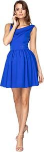 Sukienka Ptakmoda.com mini bez rękawów