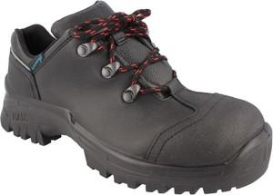 Buty trekkingowe Haix z goretexu sznurowane