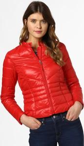 Czerwona kurtka Vero Moda w stylu casual krótka