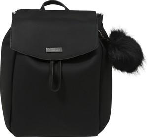 Czarny plecak Tamaris