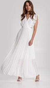Sukienka Renee bez rękawów maxi w stylu casual