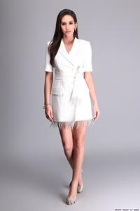 Sukienka G.world z tkaniny