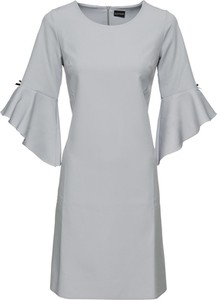 Sukienka bonprix BODYFLIRT midi asymetryczna