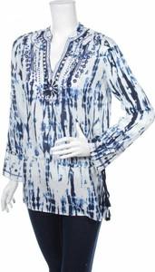 Bluzka Tesini w stylu casual z długim rękawem