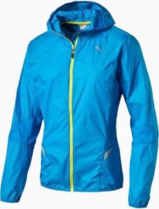 Niebieska kurtka Puma w sportowym stylu