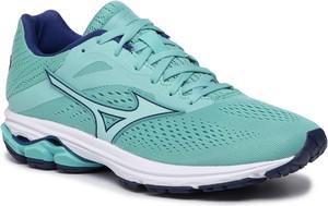 Miętowe buty sportowe Mizuno