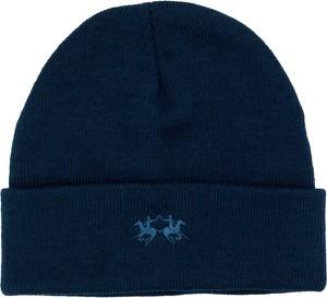 Niebieska czapka La Martina