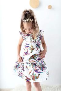 Komplet dziecięcy Lily Grey z bawełny