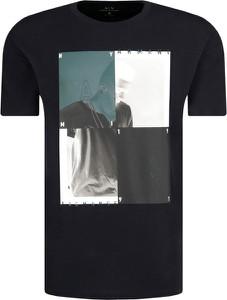 T-shirt Armani Jeans z nadrukiem