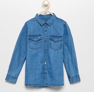 Koszula dziecięca Reserved z jeansu