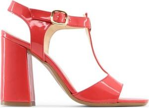 Sandały Made In Italia ze skóry w stylu glamour