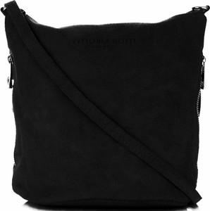 Czarna torebka VITTORIA GOTTI