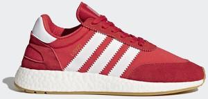 Czerwone buty sportowe Adidas Originals