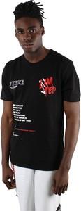 T-shirt Pyrex w młodzieżowym stylu z bawełny