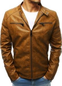 a098158f6d829 kurtka skórzana męska ochnik - stylowo i modnie z Allani