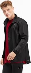 Czarna bluza Puma z dresówki