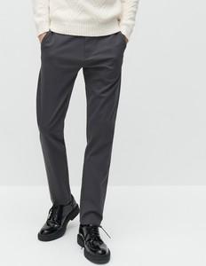 Chinosy Reserved w stylu casual z tkaniny