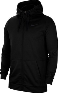 Czarna kurtka Nike z tkaniny krótka