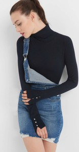 Granatowy sweter ORSAY w stylu klasycznym