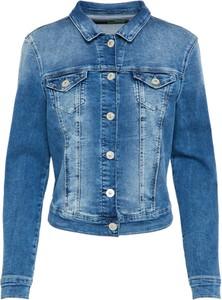 Kurtka Mavi z jeansu krótka w stylu casual