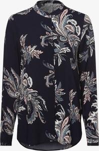 Czarna bluzka Marie Lund z długim rękawem