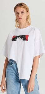 T-shirt Cropp w stylu casual