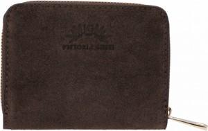 Brązowy portfel VITTORIA GOTTI