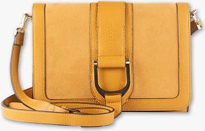Żółta torebka C&A