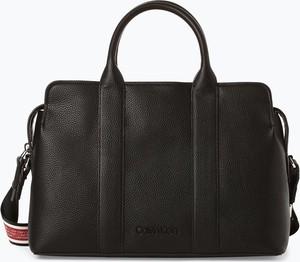 Brązowa torebka Calvin Klein Womenswear