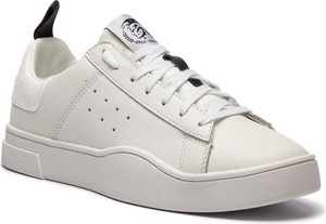 Sneakersy DIESEL - S-Clever Low Y01748 P1729 H0038 White/White