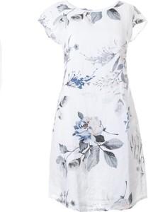 Sukienka Hegler z okrągłym dekoltem