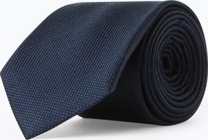 Niebieski krawat Andrew James New York