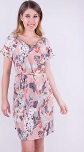 Sukienka WIBS mini w stylu casual
