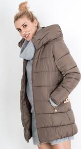Brązowa kurtka Zoio w stylu casual