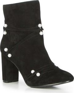 7fe5bd09c5761 buty jesienne damskie botki - stylowo i modnie z Allani